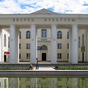 Дворцы и дома культуры Сычевки
