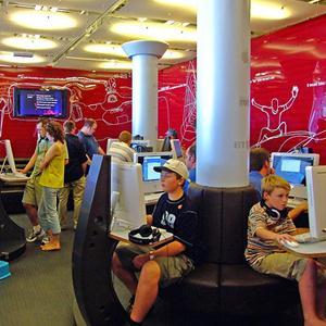 Интернет-кафе Сычевки