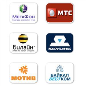 Операторы сотовой связи Сычевки