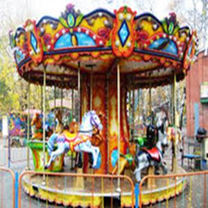 Парки культуры и отдыха Сычевки