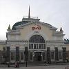 Железнодорожные вокзалы в Сычевке