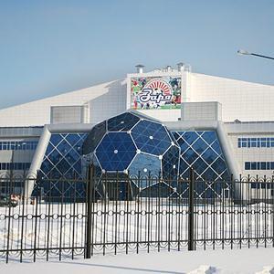 Спортивные комплексы Сычевки