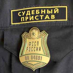 Судебные приставы Сычевки
