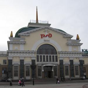 Железнодорожные вокзалы Сычевки